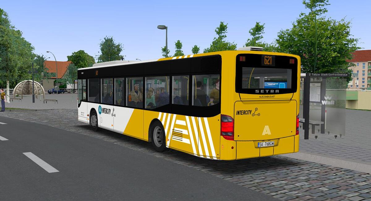 A new Intercity bus has arrived: A-B 3010 – Alegra Bus